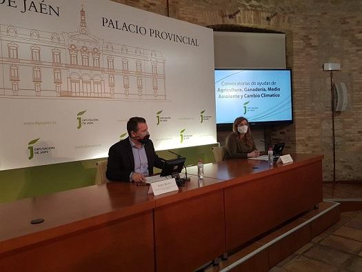 Diputación agiliza sus ayudas de agricultura, ganadería y medio ambiente, que se incrementan hasta los 980.000 euros.