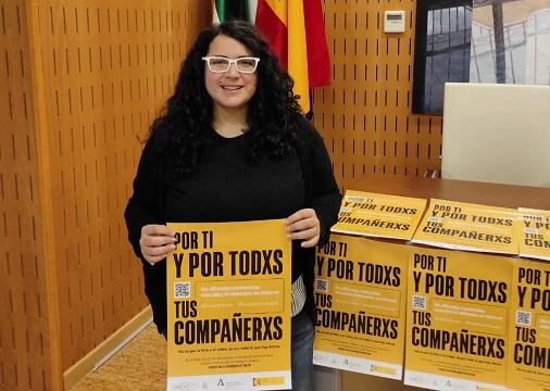 El IAM y la Agencia Española de Protección de Datos lanzan en Jaén la campaña contra la ciberviolencia de género #PuedesPararlo.