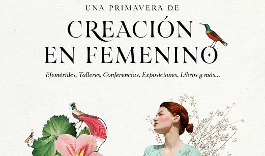 El IAM lanza esta primavera una campaña de creación cultural con la mujer como protagonista.
