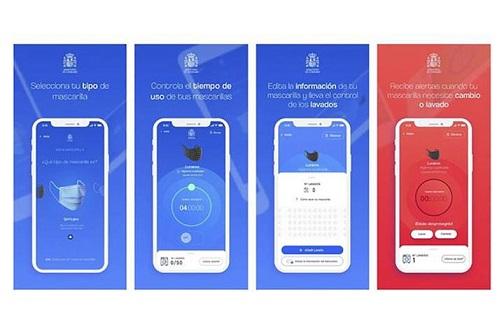 Consumo lanza una app para mejorar el uso de las mascarillas entre la población.