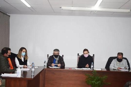 El pleno del Ayuntamiento de Lopera aprueba una moción para demandar un Plan de Reindustrialización del eje de la Nacional IV.
