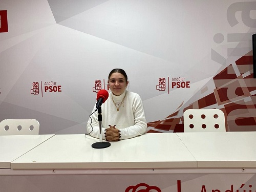 Juventudes Socialistas de Andújar muestra su compromiso con el movimiento feminista en vísperas del 8M con responsabilidad ante la actual pandemia.
