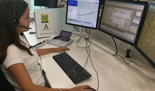 Emergencias 112 Andalucía coordina 19.659 incidencias durante la Semana Santa.