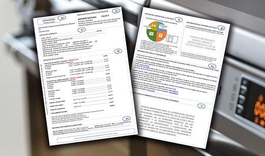 Cómo ahorrar con la nueva factura de la luz que entra en vigor el 1 de junio.