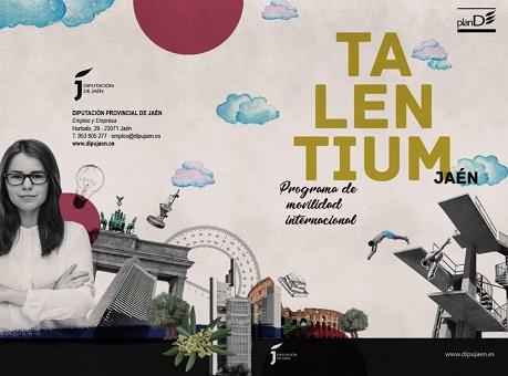 Jóvenes titulados de la provincia podrán solicitar las becas Talentium de Diputación hasta el 3 de mayo.