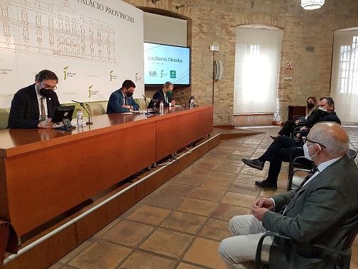 Un ciclo de conferencias abordará las acciones prioritarias que debe afrontar el sector oleícola jiennense.