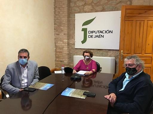"""Diputación celebra que """"Los Paisajes del Olivar en Andalucía"""" sea la candidatura española a Patrimonio Mundial en 2023."""
