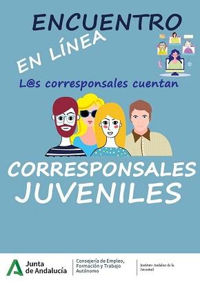 El IAJ ensalza y visibiliza la figura clave de los corresponsales juveniles con el encuentro provincial de Jaén que se celebrará el lunes.