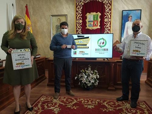 El Ayuntamiento de Marmolejo presenta una campaña de promoción y apoyo a la hostelería de Marmolejo.