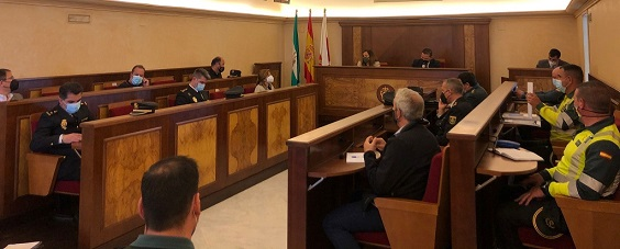 La subdelegada apela a la responsabilidad ciudadana ante posibles aglomeraciones en Andújar en las fechas romeras.