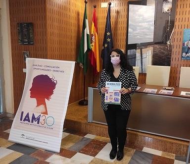 El IAM atendió 4.369 consultas sobre violencia de género en Jaén, un 18% más que en 2019.