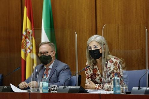 """Del Pozo resalta el compromiso de la Junta con la provincia de Jaén y confía en cerrar """"pronto un acuerdo con el Ministerio para el Museo Íbero""""."""