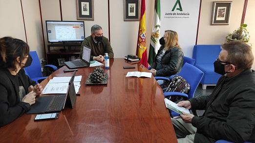 Educación incrementa en Jaén los servicios complementarios de 5 centros educativos.