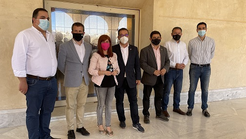 Diputación y municipios de más de 20.000 habitantes trabajan en un decálogo de propuestas necesarias para la provincia de Jaén.