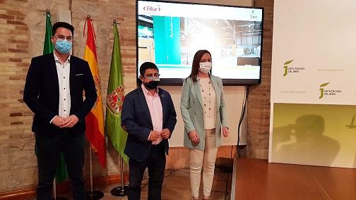 Jaén se promocionará en Fitur 2021 como un paraíso interior seguro, donde disfrutar de la naturaleza y la cultura.