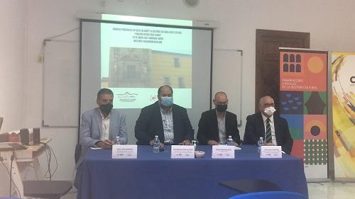 El Ayuntamiento de Andújar participa en un encuentro de Gestores Culturales de Andalucía centrado en los objetivos de Desarrollo Sostenible y los restos frente al Covid.