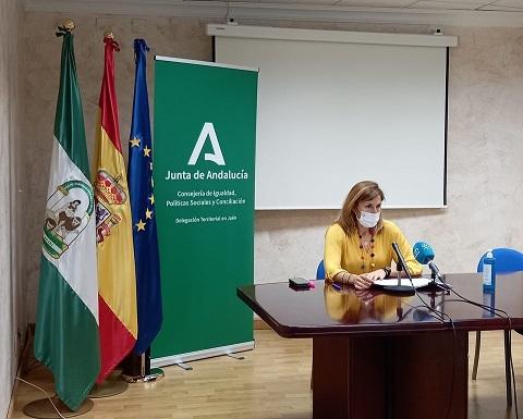 La Consejería de Igualdad creará durante este año 116 nuevas plazas en residencias y centros de día para personas dependientes en Jaén.
