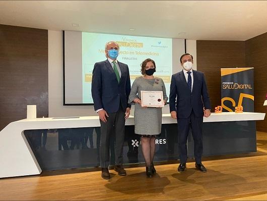 Un proyecto de telemedicina del Hospital de Jaén y la UJA finalista de 'SaluDigital'.