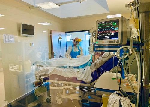El Hospital Alto Guadalquivir cumple 22 años de asistencia sanitaria con 30,7 millones de actos asistenciales realizados.