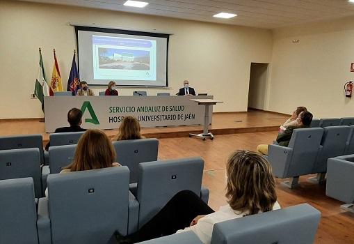 El Plan de Infraestructuras Sanitarias 2020-2030 avanza con obras sanitarias clave para Jaén.
