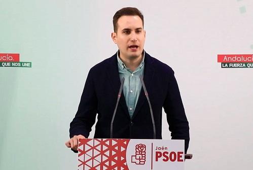 El PSOE presenta mociones para exigir a la Junta los planes locales de empleo con un mínimo de 24 millones de euros en Jaén.