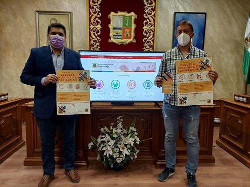 El Ayuntamiento de Marmolejo lanza la Escuela Virtual de Formación.