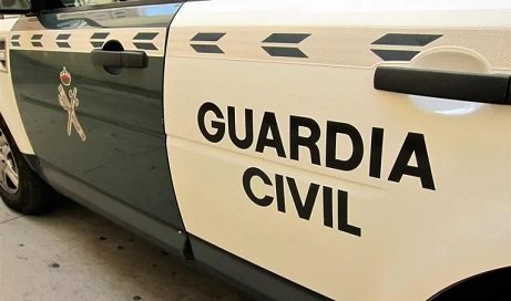 """La Guardia Civil, en el marco de la Operación """"JABILLAR"""" ha desarticulado un Grupo Organizado, dedicado a diversos Ilícitos Penales."""