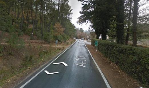 Fallece una joven de 23 años y otra mujer resulta herida al salirse de la carretera un vehículo en La Iruela (Jaén).