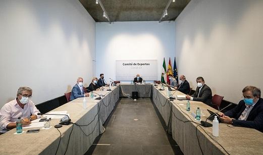 Andalucía mantiene vigentes las medidas de Salud Pública tras la reunión del Comité de Expertos.