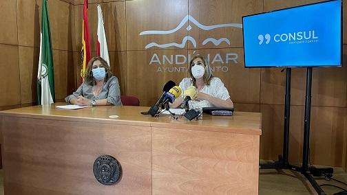 El Ayuntamiento de Andújar adquiere la plataforma Consul para mejorar la Participación Ciudadana del municipio.