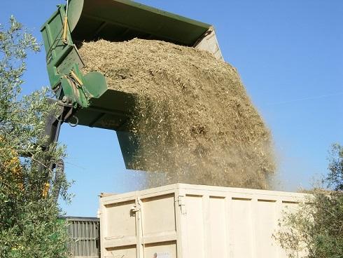 La Junta reabre las ayudas para que las pymes aprovechen el potencial energético de la biomasa.