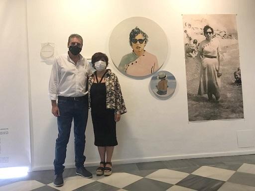El Centro Cultural Baños Árabes de la Diputación acoge hasta el 4 de septiembre una exposición de Celia Cuesta.