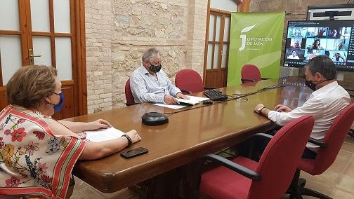 Diputación anima a los municipios ligados a Paisajes del Olivar a sumarse a la asociación que gestionará los sitios protegidos.