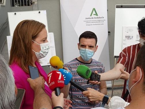 Justicia invierte más de 150.000 euros en actuaciones de mejora en el edificio de la Audiencia Provincial.