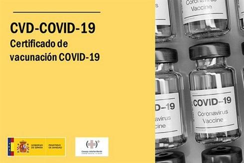 España ha emitido más de 19 millones de Certificados COVID Digital de la UE.