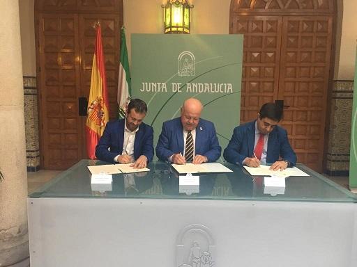 Diputación destaca su compromiso con la Ciudad Sanitaria de Jaén tras la cesión de 108.400 metros cuadrados.