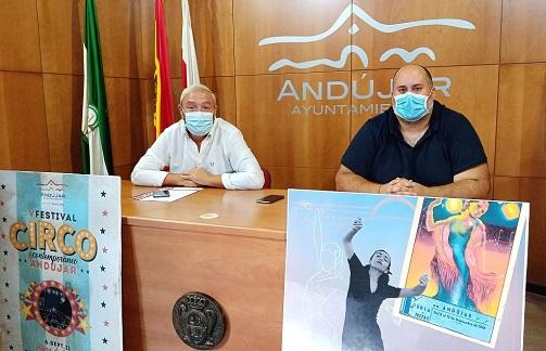 """El Ayuntamiento de Andújar presenta una programación """"alternativa"""" entre los días 6 y 13 de septiembre."""
