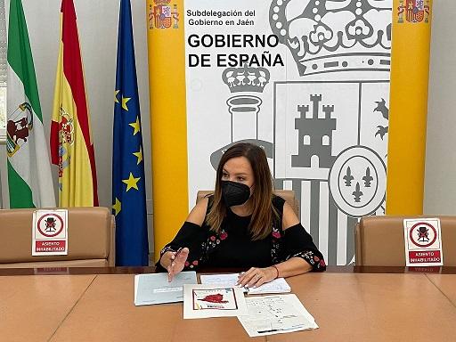 La Subdelegación planifica y coordina la seguridad de la Vuelta Ciclista a España a su paso por la provincia de Jaén.