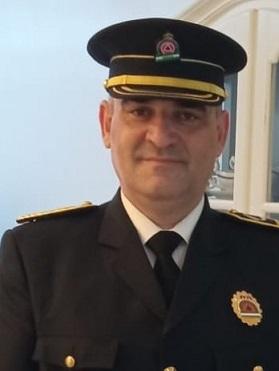 El jefe de la agrupación de Protección Civil de Andújar, José Joaquín Higueras, elegido como miembro del Consejo Rector del Instituto de Emergencias y Seguridad Pública de Andalucía.