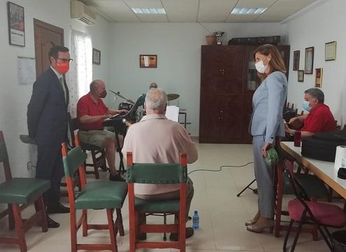 La Consejería de Igualdad destina 529.764 euros para refuerzo de los servicios sociales comunitarios en Jaén.