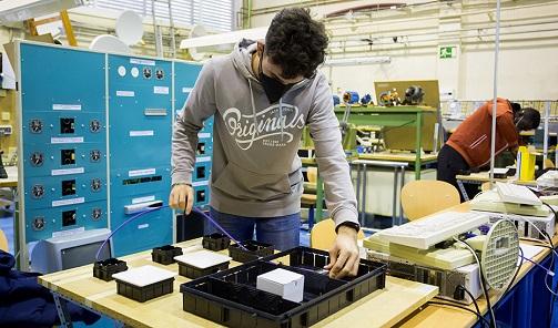 Empleo pone a disposición de los ayuntamientos 90 millones de euros para formación a desempleados.