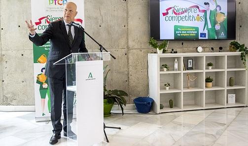 Andalucía ofrece a los deportistas de élite un plan personalizado para la inserción en el mundo laboral.