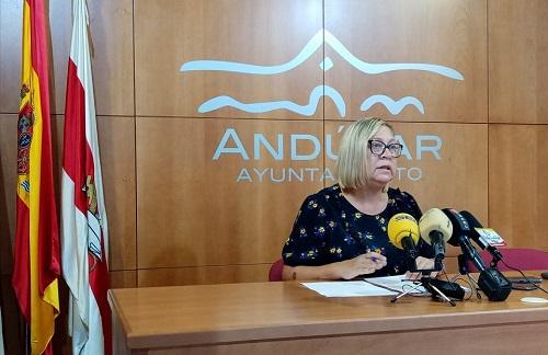 El Ayuntamiento de Andújar amplía en más de 100.000 euros la inversión destinada al Plan de Empleo local.