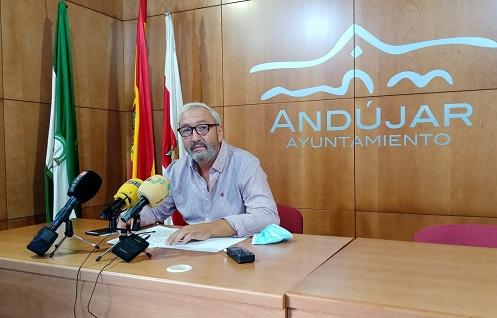 """La Concejalía de Festejos del Ayuntamiento de Andújar valora el """"éxito"""" de una programación sin incidencias y con una gran acogida."""