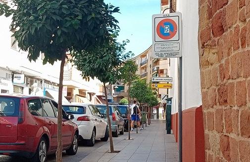 El Gobierno local de Andújar continúa trabajando para mejorar el servicio de estacionamiento regulado.