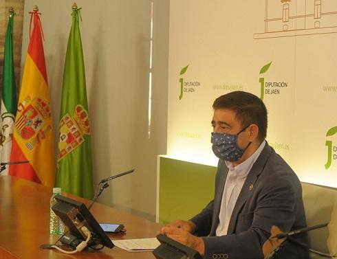 Diputación ofrece colaboración al Gobierno para facilitar la recepción de refugiados afganos en la provincia.