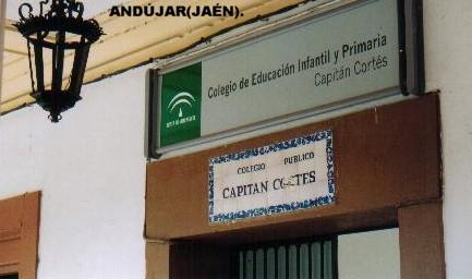La Consejería de Cultura da luz verde al proyecto para construir una sala de usos múltiples en el CEIP Capitán Cortés de Andújar.