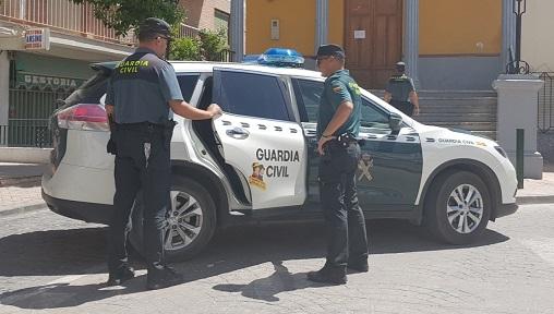 La Guardia Civil ha detenido a una persona como presunta autora de un Delito de Robo.