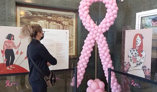 Más de 1,2 millones de andaluzas participan en el programa de detección precoz de cáncer de mama.