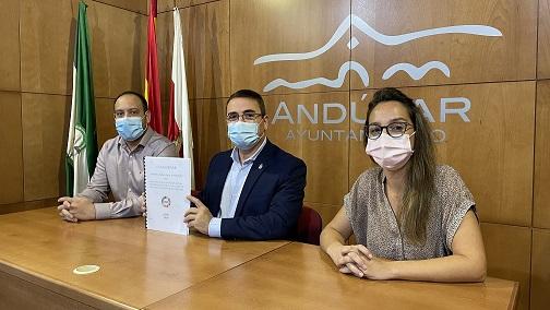 El Ayuntamiento de Andújar realiza la Agenda Urbana Local 2030 para concurrir a los fondos procedentes de Europa.